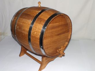 oak wine barrels. Oak Barrel 5 L For Whiskey, Wine, Moonshine. SOLD! Wine Barrels