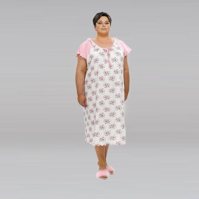 Sleepwear Nightgown from 100% of cotton - Kalyna - Russian store in ... 18c1ec4ec