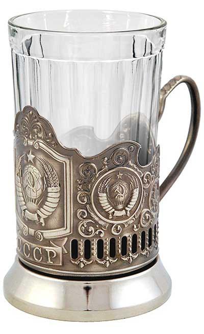 USSR(CCCP) Tea Glass Holder(Podstakannik)