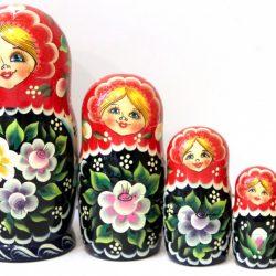 Nesting Dolls, Babushka, Matryoshka, Матрешка