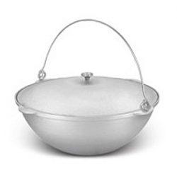 Camping Kitchen Cauldron Kazan for pilaf
