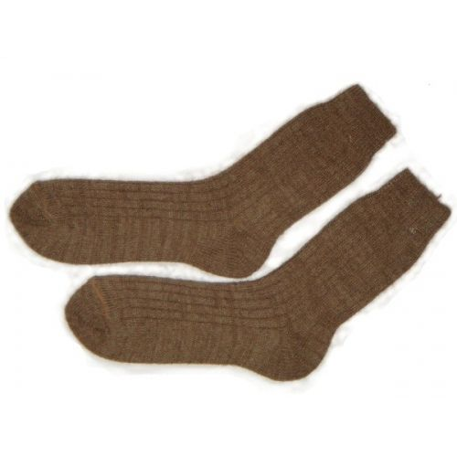 66402bdff8527 Unique Camel Wool Socks made with double thread for Men and Women ...