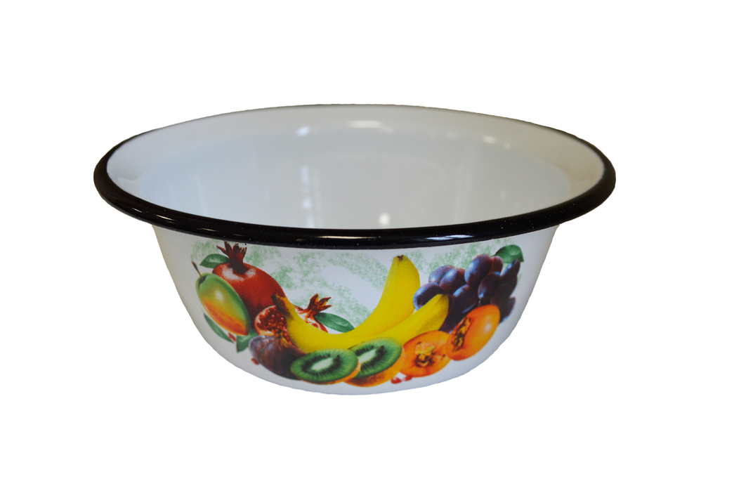 "1.5L Bowl ""Exotic"" Enameled Cookware volume .Suitable for"